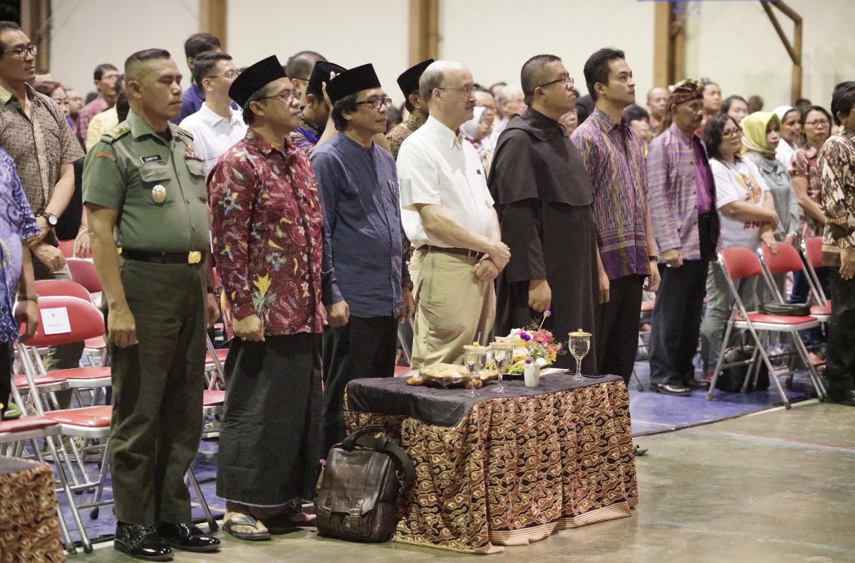 Inter-religious Forum in Jember