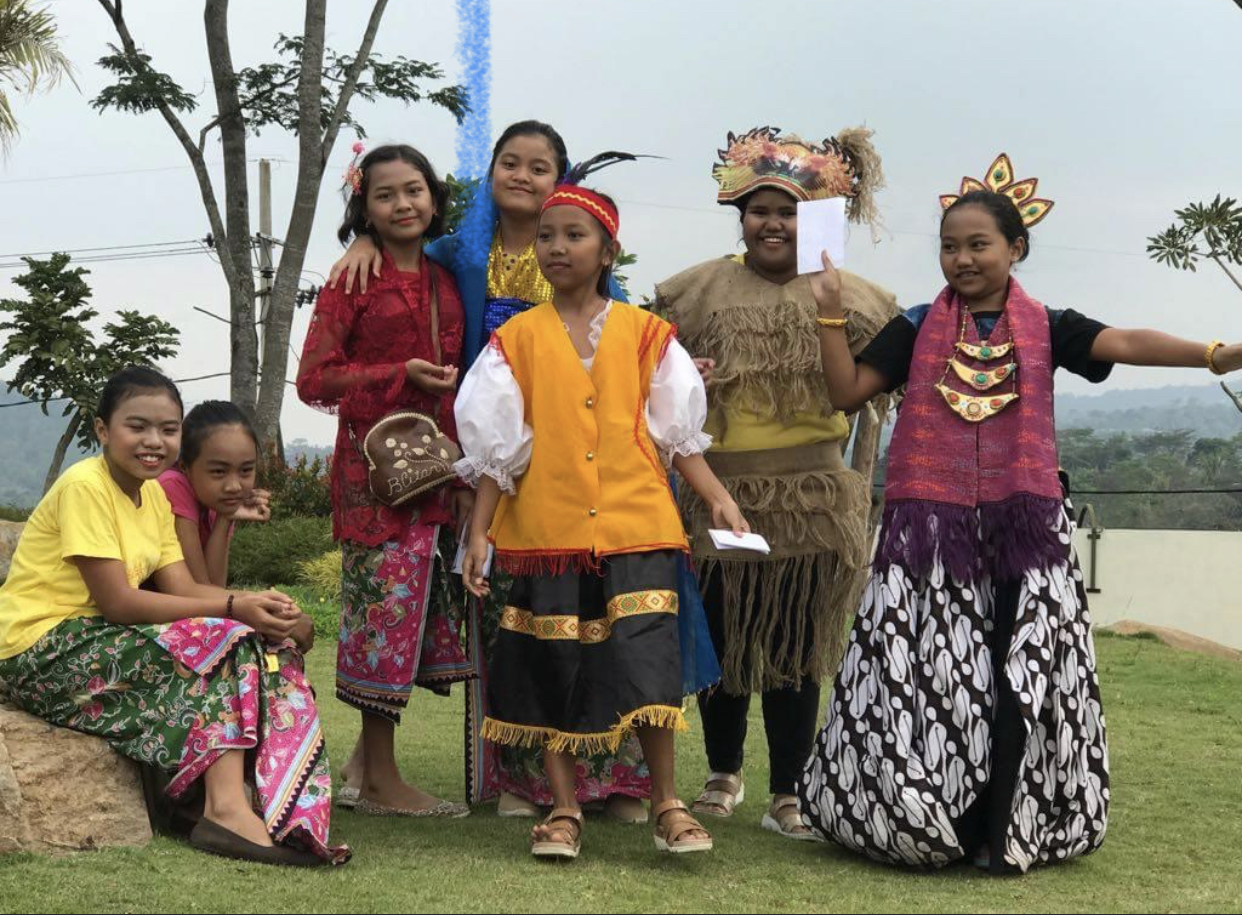 The Beauty of Indonesian Cultural Diversity