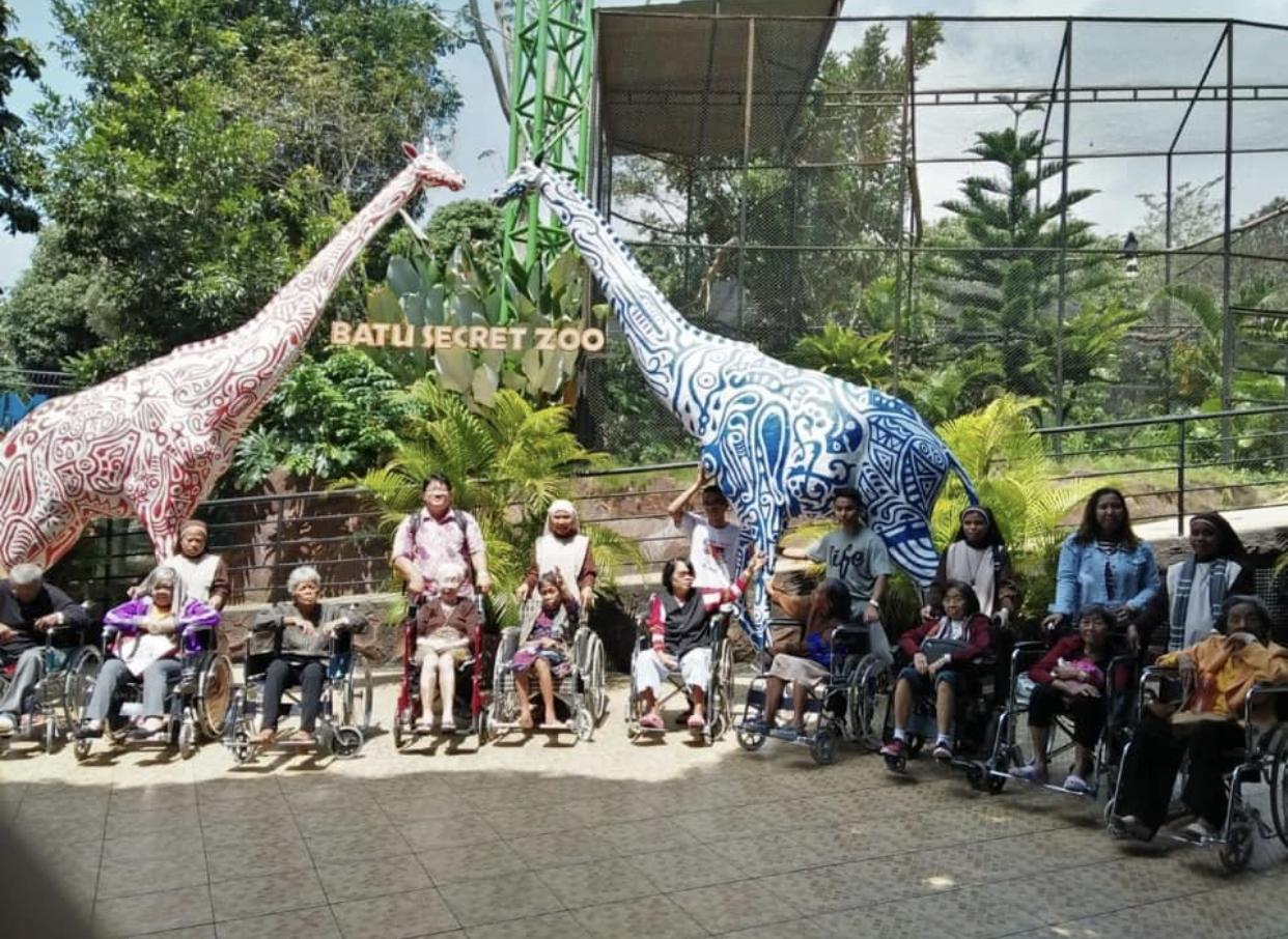 Recreational Activities to the Jatim Park II